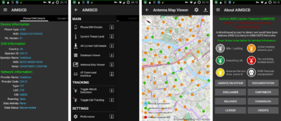 Detect false mobile antennas - Gender and Tech Resources